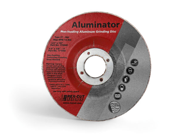Aluminator Grinding Wheel