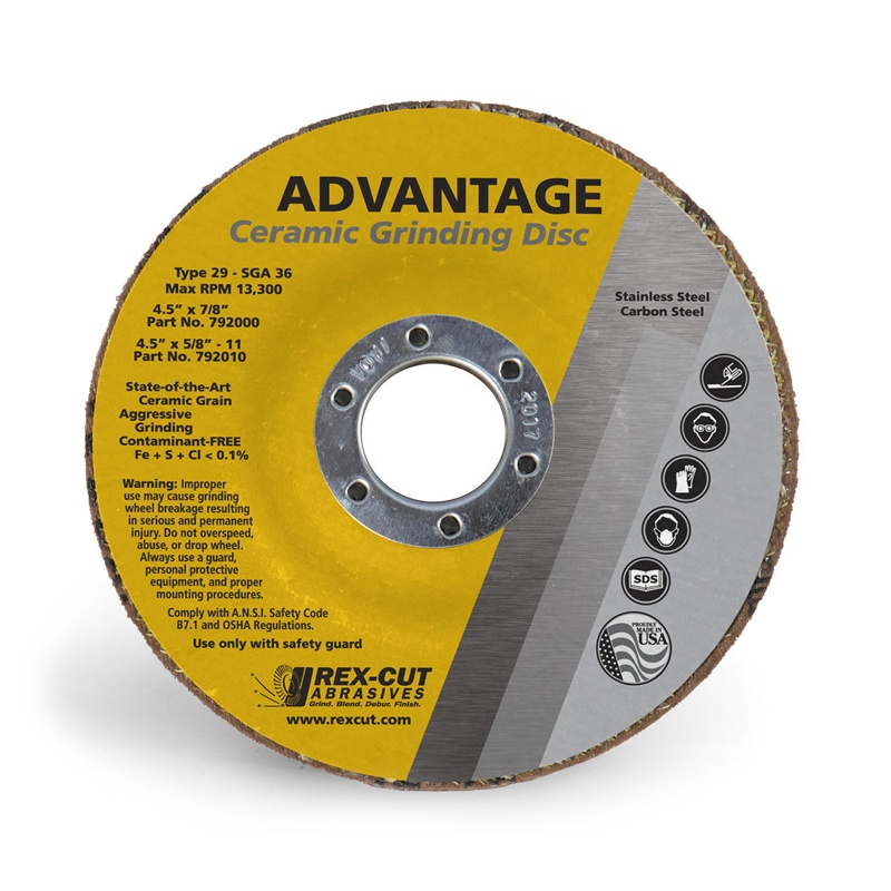 Advantage Grinding Disc