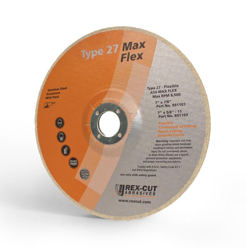 Type 27 Max Flex