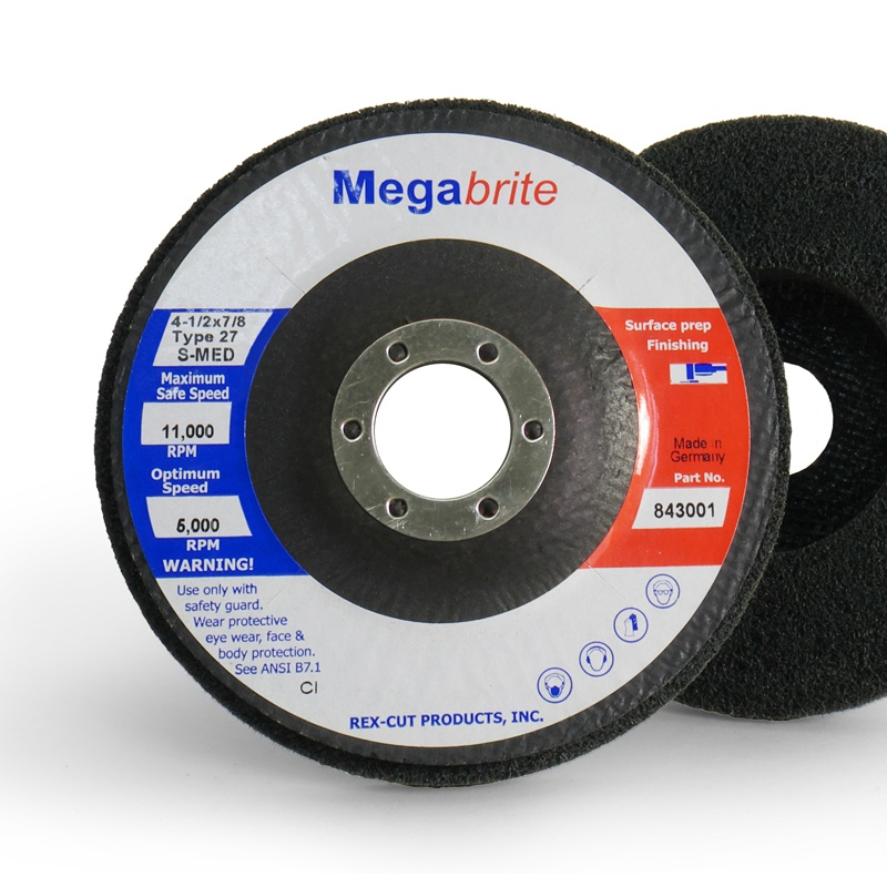 Megabrite Type 27 Unitized Wheel