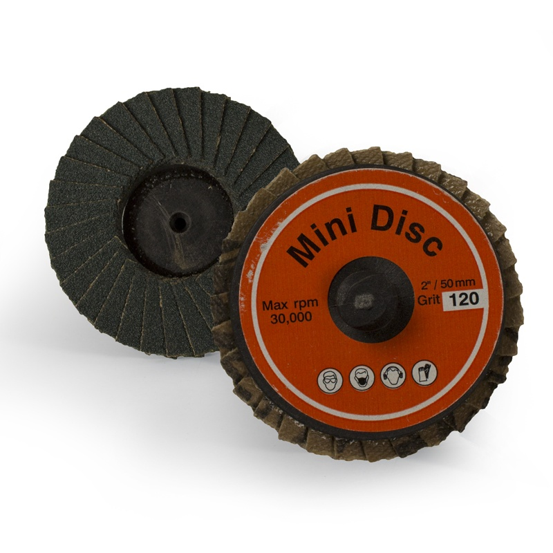 Mini Flap Quick Change Disc